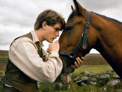 The Oscar-nominated 'War Horse,' starring Jeremy Irvine, is this week's Platinum Pick.