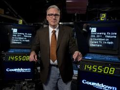 Olbermann's lawsuit comes less than a week after he was fired. The talk show host claims he may be owed in excess of $70 million.