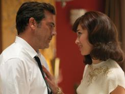 Jeffrey Dean Morgan and Olga Kurylenko star in a Starz show set in 1950s Miami.