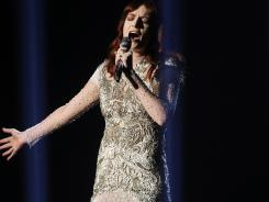 Florence Welch and her band, the Machine, will be the first act on the new season of 'MTV Unplugged.'
