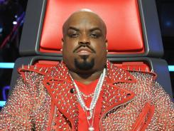 Cee Lo Green's team sang for America's votes on 'The Voice' on Monday. Adam Levine's team was also in the spotlight.