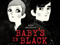 The graphic novel Baby's in Black chronicles the romance between German artist Astrid Kirchherr and one-time Beatles bass player Stuart Sutcliffe.