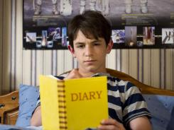 Zachary Gordon returns as Greg Heffley, who loves his video games but has no interest in outdoor activities.