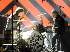 The Black Keys' Patrick Carney and Dan Auerbach will play three festivals, starting with Coachella.
