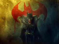 Artist Ben Templesmith illustrates one of the stories for a new DC Comics Batman digital series, launching in June.