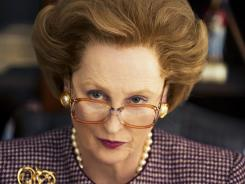 'The Iron Lady,' which features an Oscar-winning performance by Meryl Streep, is this week's Platinum Pick.