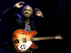 Tom Petty performs in Oakland, Calif., in this June 5, 2010, file photo.