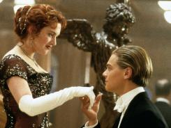 The re-release of 'Titanic' in 3-D, starring Kate Winslet and Leonardo DiCaprio, keeps 3-D afloat, with some 30 3-D films planned for this year.