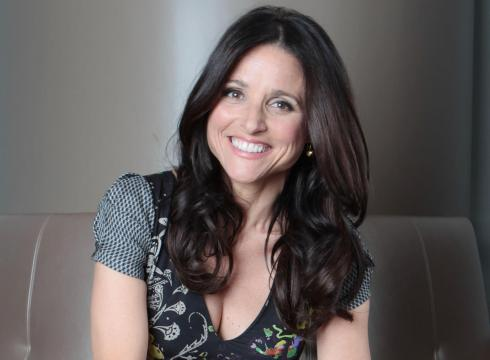 Julia LouisDreyfus says about her starring role on HBO's'Veep' It was
