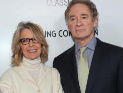 Diane Keaton and Kevin Kline turned out for the Los Angeles premiere.