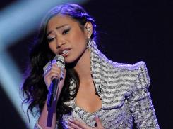 Jessica Sanchez was saved from an unexpected elimination on 'American Idol.'