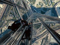 'Mission: Impossible — Ghost Protocol,' starring Tom Cruise as Ethan Hunt, is this week's Platinum Pick.