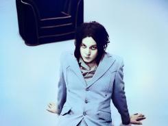 Jack White's first solo album, 'Blunderbuss,' is centered around his 2011 divorce from model Karen Elson.