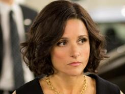 'Veep,' starring Julia Louis-Dreyfus, nabbed 1.4 million viewers for its Sunday debut.