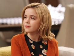 'Mad Men' actress Kiernan Shipka makes a guest appearance on tonight's 'Don't Trust the B---- in Apartment 23.'