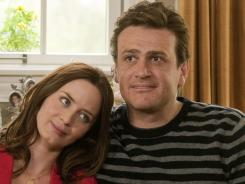 Emily Blunt and Jason Segel lead a top-notch cast that doesn't quite hit its mark in 'The Five-Year Engagement.'
