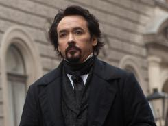 John Cusack's strong performance can't save 'The Raven' from a leaden script.