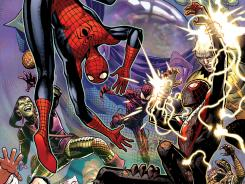 Mysterio is the core villain of Spider-Men, the upcoming miniseries bringing together Peter Parker and Miles Morales for the first time.