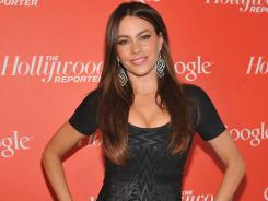 Sofia Vergara attends a White House Correspondents' dinner pre-party hosted by Google and The Hollywood Reporter Friday.