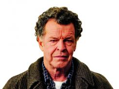 "John Noble stars in Fox's 'Fringe.' Says SOS voter Wayne Martino, of Omaha: ""I took the survey just to vote for 'Fringe.' I've been watching since Season 1 and it's been very rewarding."""