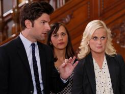 NBC's 'Parks and Recreation' had the most support with thumbs-up from 39% of people surveyed.