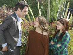 On 'Modern Family,' Phil (Ty Burrell) goes car shopping, but makes a purchase without his family's approval.