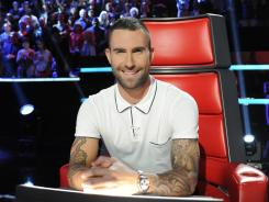 Adam Levine is one of the superstar coaches on NBC's 'The Voice.' He, like the other mentors, has one singer left to compete in next week's finals.