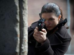 MMA fighter Gina Carano stars in 'Haywire,' this week's Platinum Pick.