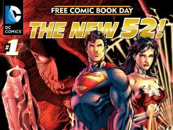 DC Comics' Free Comic Book Day offering features a brand-new story with Superman, Wonder Woman and the mysterious Pandora.