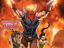 The masked star of DC's Grifter series gets new allies and new foes courtesy of new writer Rob Liefeld.