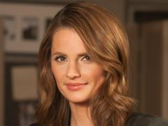 Stana Katic:  Beckett plus Castle?