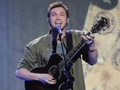 Phillip Phillips has been the contestant to beat this season on 'American Idol.'