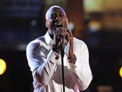 The winner of NBC's The Voice is Jermaine Paul. He plans to write emotionally-drived songs like his friend, Alicia Keys.