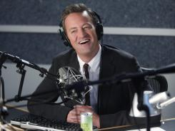 Matthew Perry stars in one of NBC's six new comedies this fall.