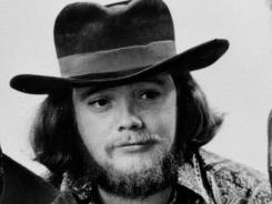 Donald 'Duck' Dunn is shown in 1970 during his time with Booker T and the MGs.
