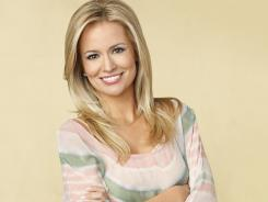 Emily Maynard filmed the latest season of 'The Bachelorette' in Charlotte, where she lives, to avoid disrupting the life of her 6-year-old daughter, Ricki.