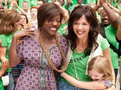 Setting out to transform a school, Viola Davis, Maggie Gyllenhaal and Emily Alyn Lind will not back down.