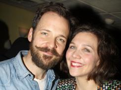 Maggie Gyllenhaal and her husband, actor Peter Sarsgaard, welcomed a second daughter this year.