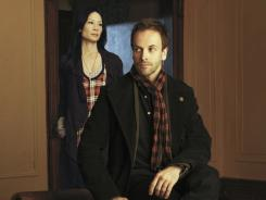 CBS jumps on the Sherlock Holmes bandwagon with 'Elementary,' starring Jonny Lee Miller and Lucy Liu.