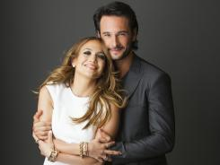 Jennifer Lopez and Rodrigo Santoro star as a husband and wife who can't conceive and decide to adopt in 'What to Expect When You're Expecting,' out Friday.