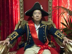 Napoleonic complex: The study group must put a stop to Chang's (Ken Jeong) reign of terror on 'Community.'