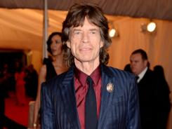 "Mick Jagger hosts the season finale of ""Saturday Night Live"" on NBC."