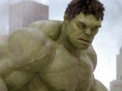 'The Avengers,' with Mark Ruffalo as the Hulk, tops the box office again.