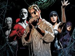 DC Comics' most mystical and oddball figures band together in Jeff Lemire's Justice League Dark series.