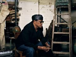 Bobby Womack's first new album in 18 years, 'The Bravest Man in the Universe,' is worth a listen.