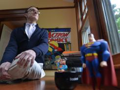 Larry Tye writes about the history of Superman in his new book.