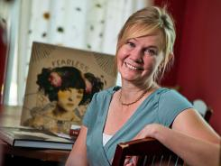 She's not in Kansas anymore: Lawrence resident Laura Moriarty goes to 1920s New York with Louise Brooks in her fourth novel, The Chaperone.