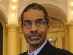 Stephen Carter is a Yale Law School professor an author of a number of best-selling novels.