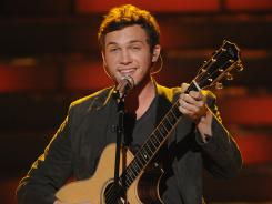 Phillip Phillips is the 11th 'American Idol.'