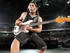"""A project """"from the heart"""": Robert Trujillo is backing a film about his hero, Jaco Pastorius."""